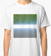 Sabre gry-grn 1 Classic T-Shirt