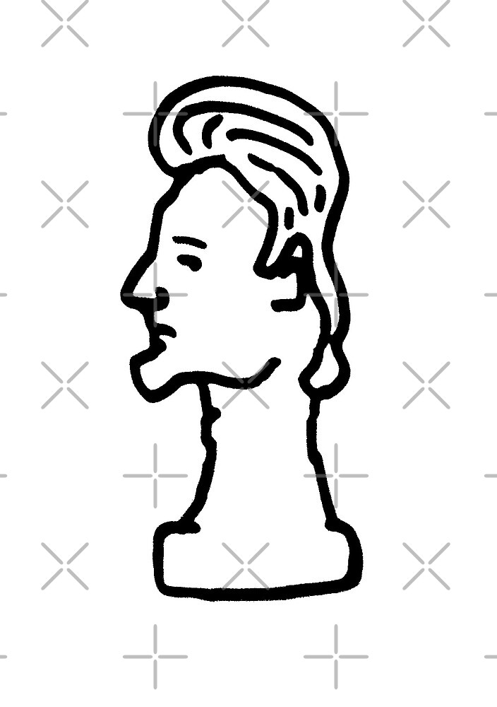 Mullet meets chess by Preston Stegall