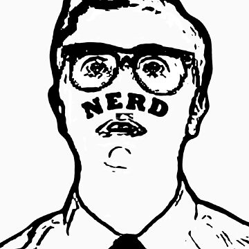 Nerd by prestonstegall
