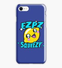 Ezpz Lemon Squeezy v2 iPhone Case/Skin