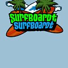 Surfboardt Surfboardt by themarvdesigns
