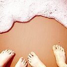 * Happy Feet by Rhana Griffin