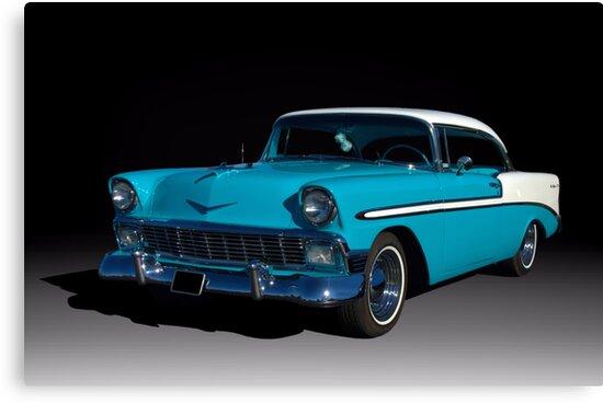 1956 Chevrolet Bel Air by TeeMack