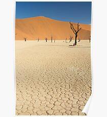 Sossusvlei Namibia Poster