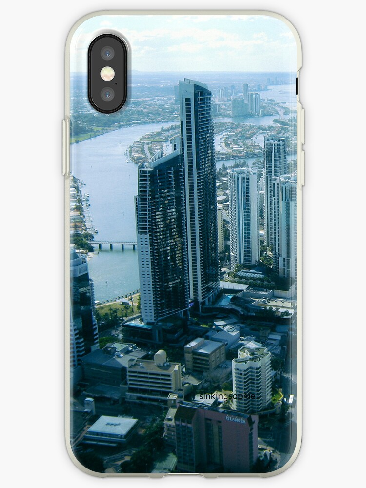 Big City Dreams Phone Case by sinkingsophie