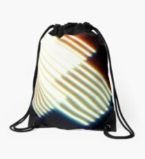 Neon 1984 Drawstring Bag