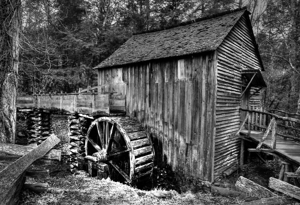 The Cable Mill by Douglas  Stucky