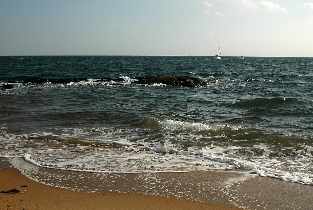 Connecticut Surf by shutterbug941