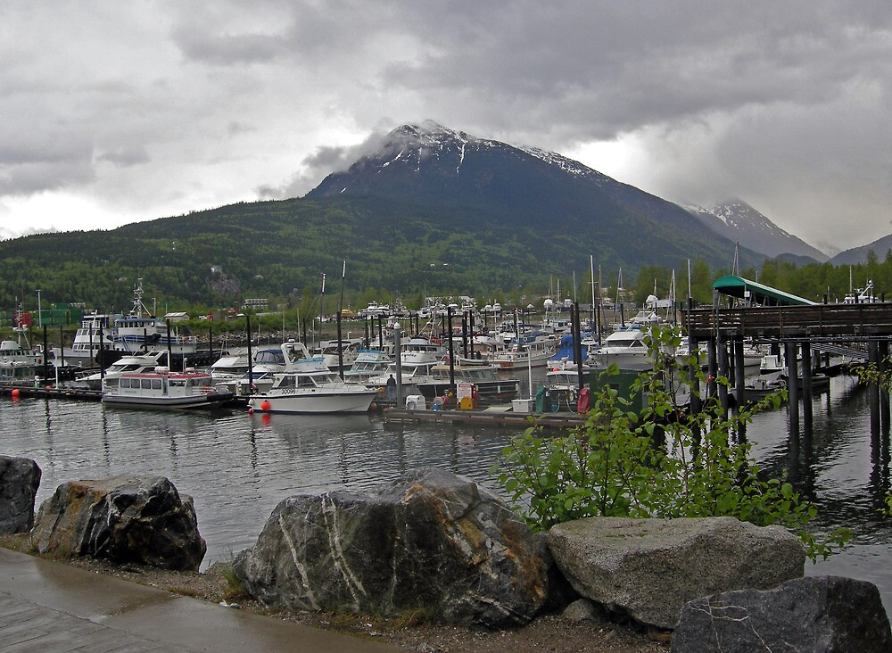 Ketchican, Alaska by shutterbug941