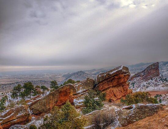 Red Rocks Peak by Jarrett720