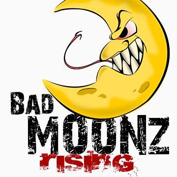 Bad Moonz Rising by Disabledartist