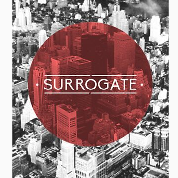 Surrogate - Red City by Surrogate