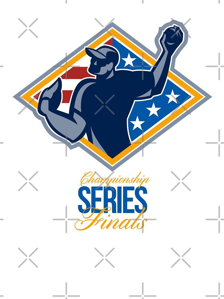 American Championship Series Finals Baseball by patrimonio