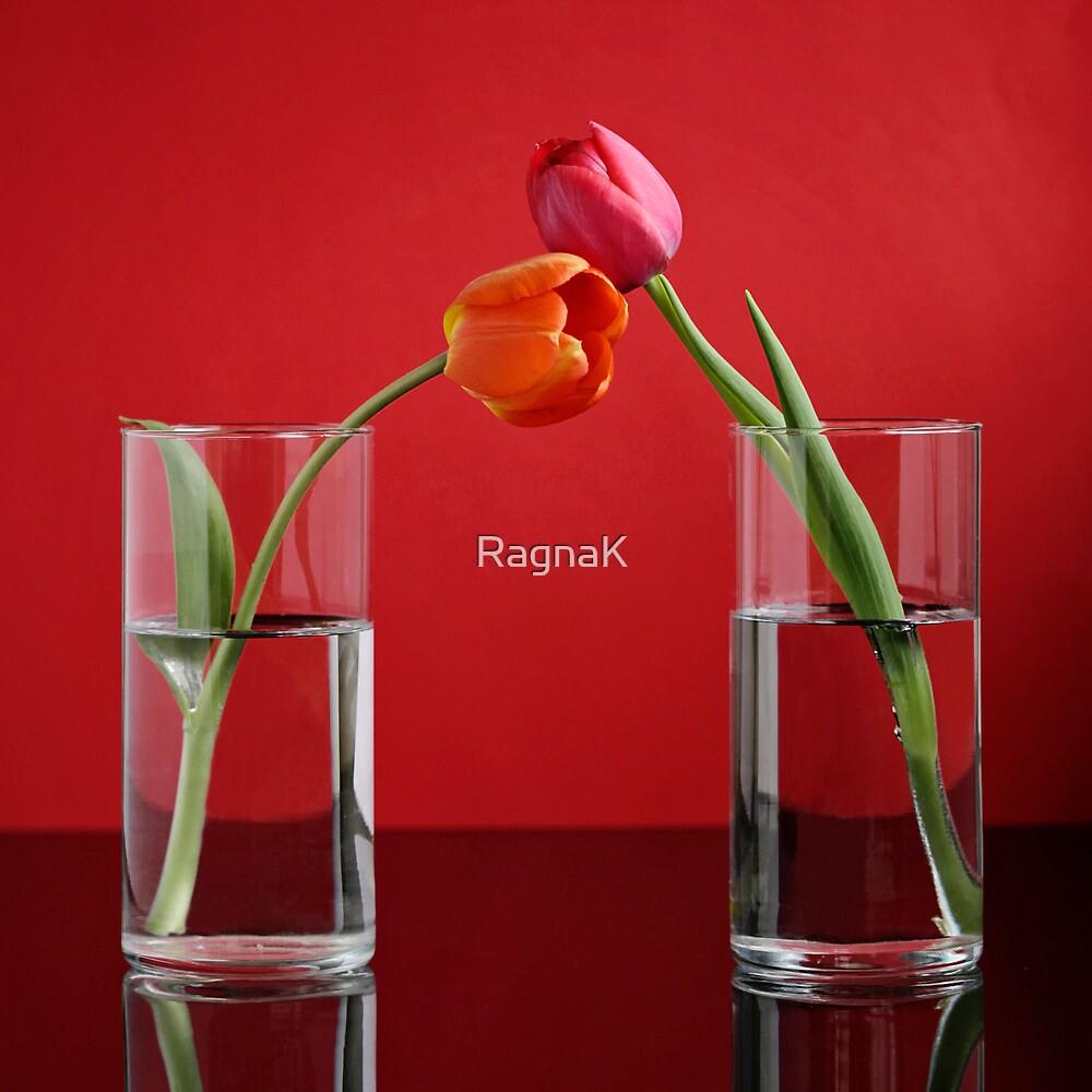 Always kiss me goodnight by RagnaK