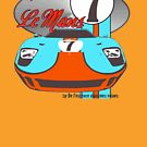 Spirit of Le Mans by DLEDMV