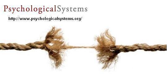 Dr. Richard Sherry - Psychological Stress by psychological
