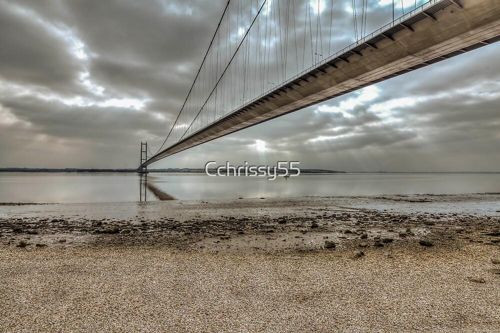 The Humber Bridge by Cchrissy55
