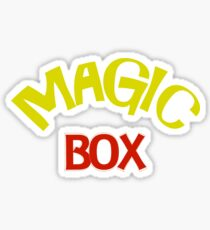 Magic Box - Buffy the Vampire Slayer Sticker