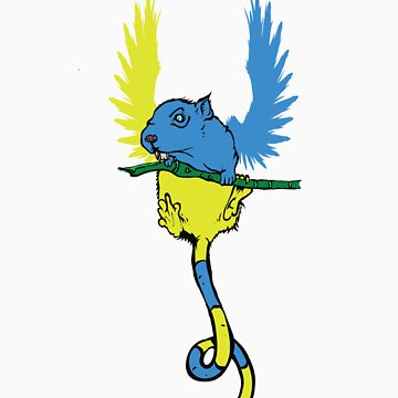 the rat angel by jeson08bubble