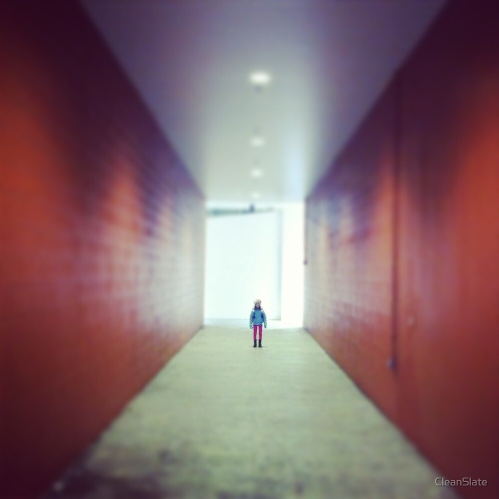 Hallway by CleanSlate