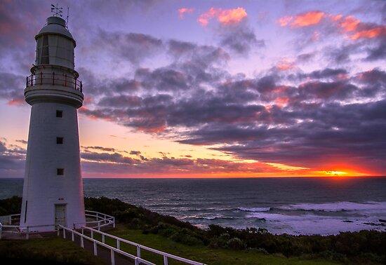 Cape Otway Light-house by Graeme Bayley
