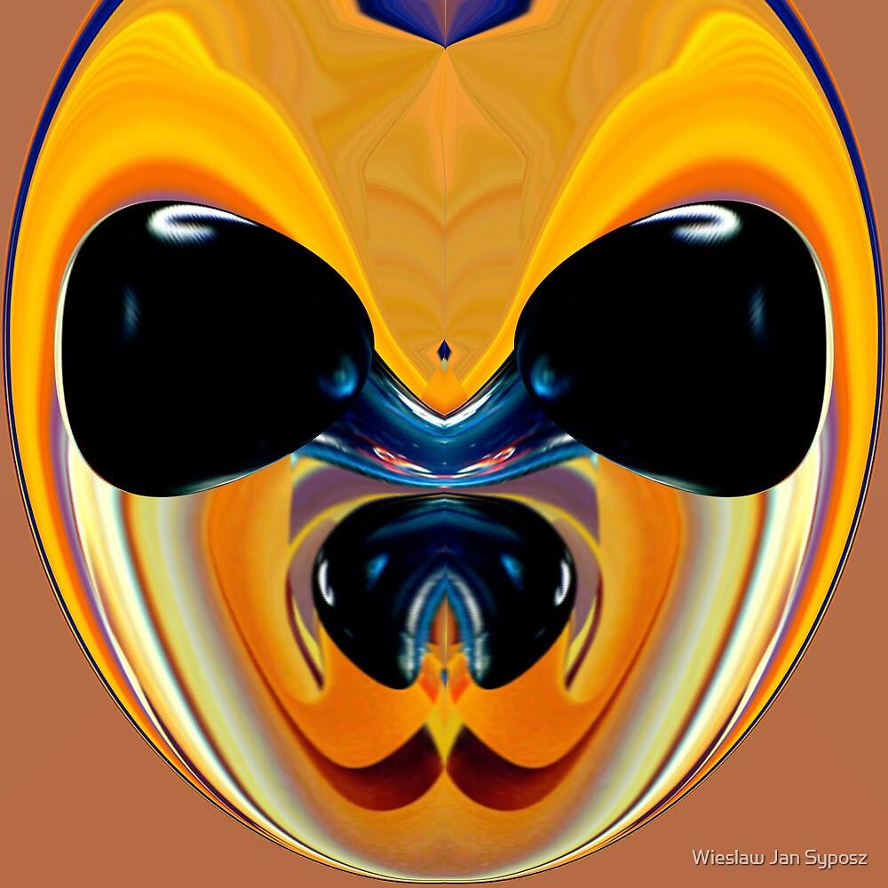yellow-mellow  by Wieslaw Jan Syposz