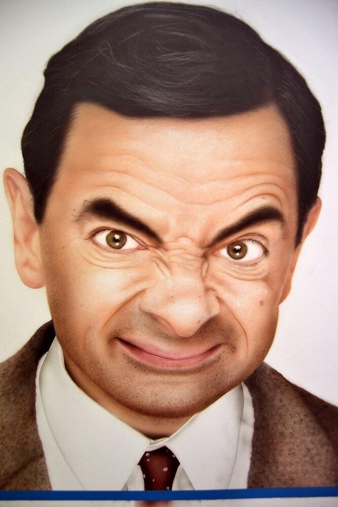 Mr. Bean by juccu