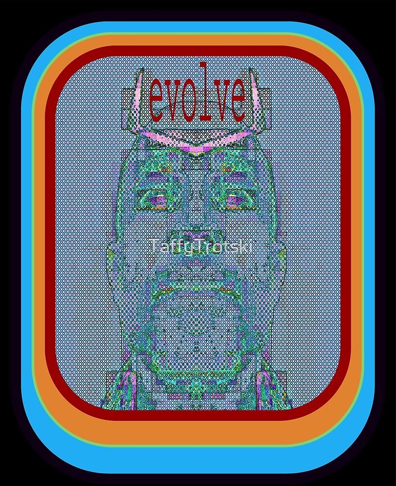 Evolve by TaffyTrotski