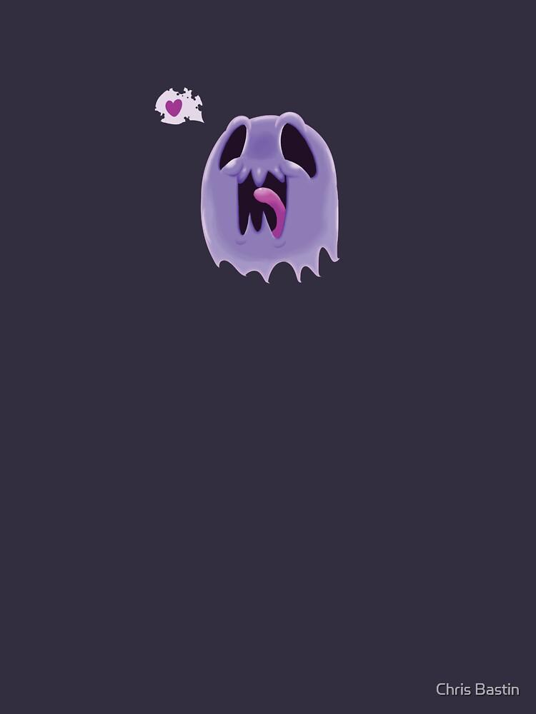 Cute Lil' Ghostie by ChrisBastin