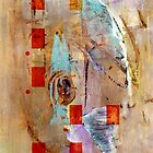 abstract in beige by agnès trachet
