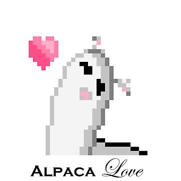 Alpaca Loves You! by HungryZangoose