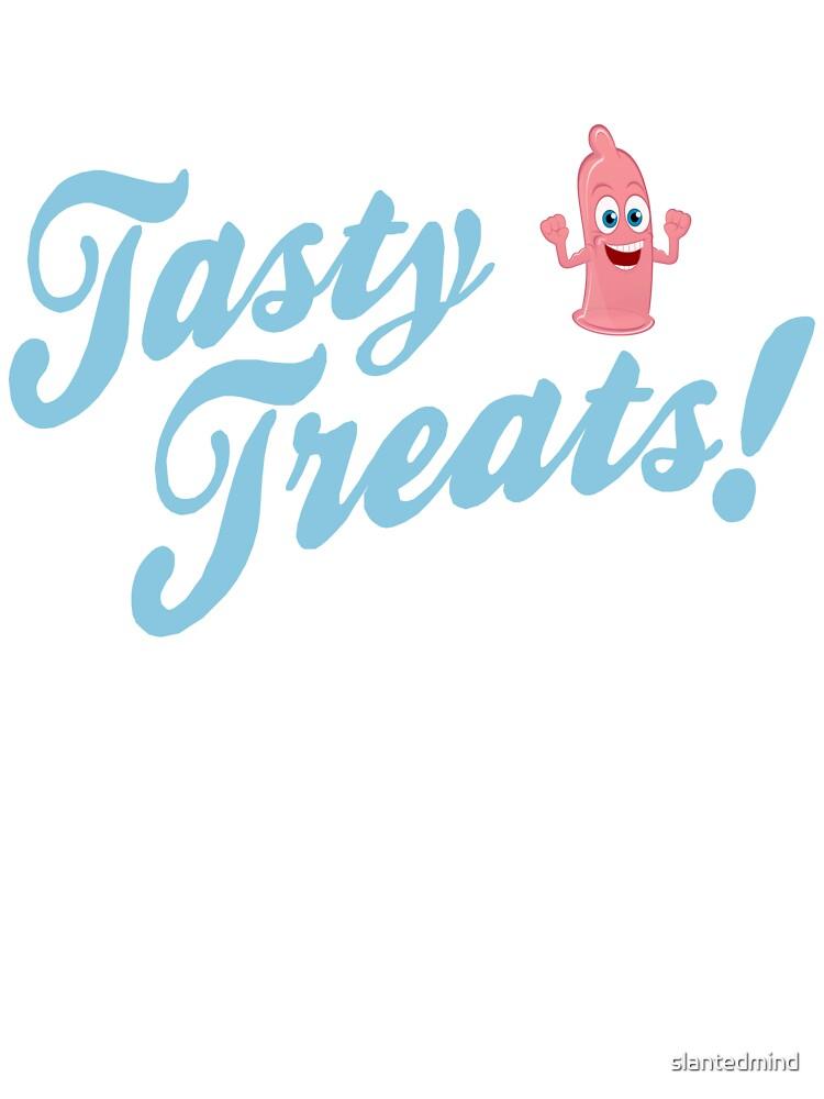 TASTY TREATS by slantedmind