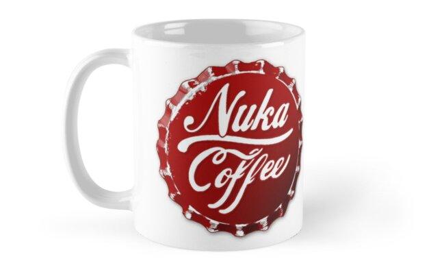 Nuka Coffee by jimiyo