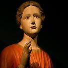 The Annunciation by Francesco di Valdambrino by steppeland
