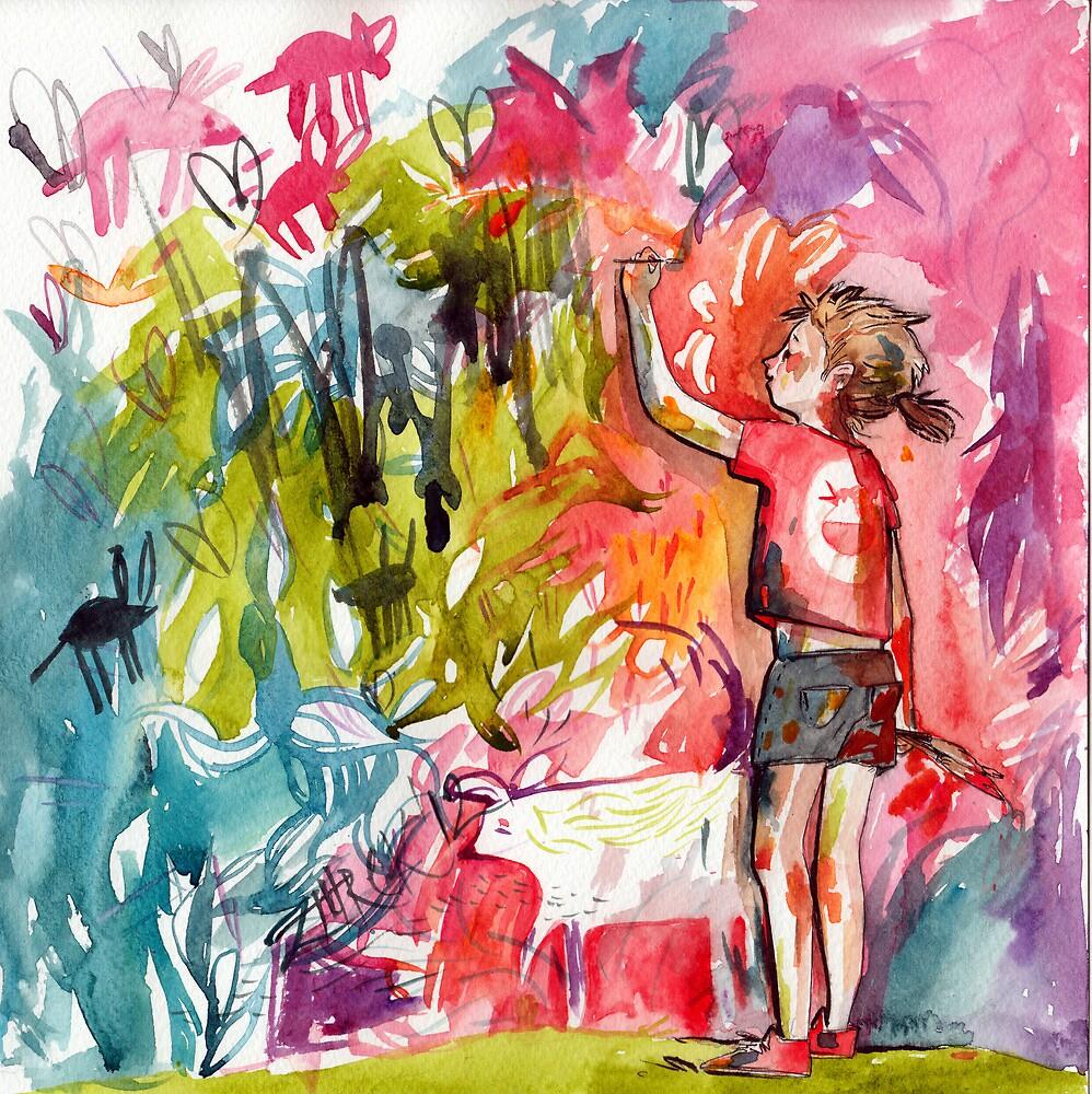 Paint! by zuziaturek