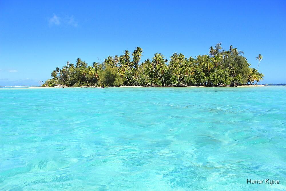 Remote, Island Paradise by Honor Kyne