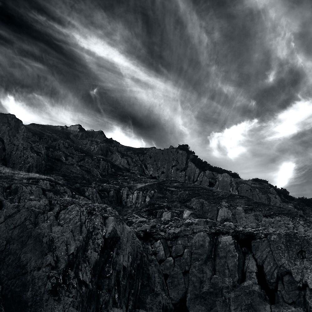 Gower Bay Geology by TreeRoot