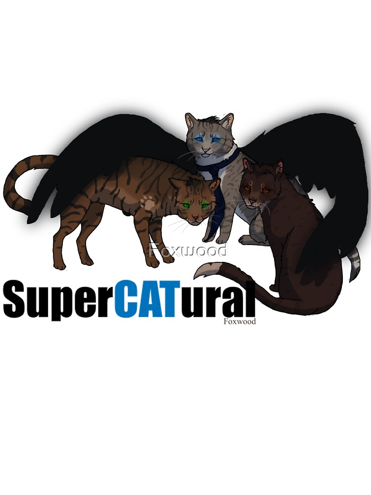 SuperCATural by Foxwood