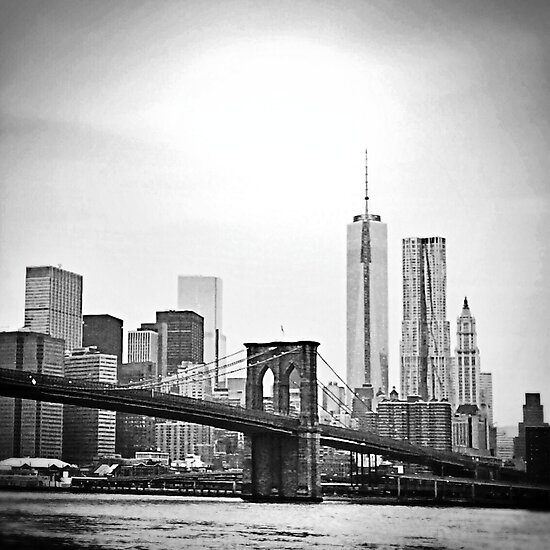 Reminiscing: New York in vintage style by raffyhalim