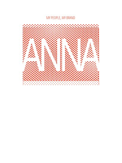 Anna by MyPeopleMyBrand