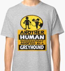 Camiseta clásica Otro humano