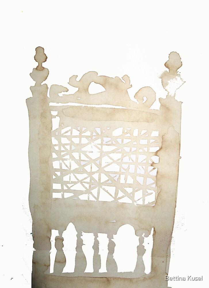 chair by Bettina Kusel
