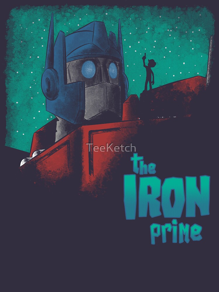 The Iron Prime by TeeKetch