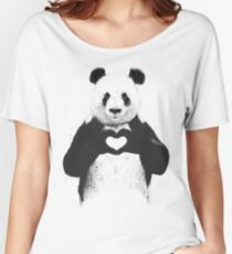 All you need is love Women's Relaxed Fit T-Shirt