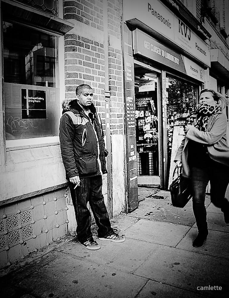 Whitechapel by Cameron Hampton