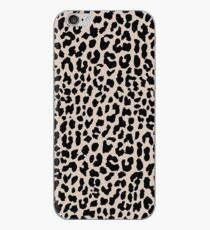 Tan Leopard iPhone-Hülle & Cover