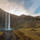 Seljalandsfoss by Nick Jermy