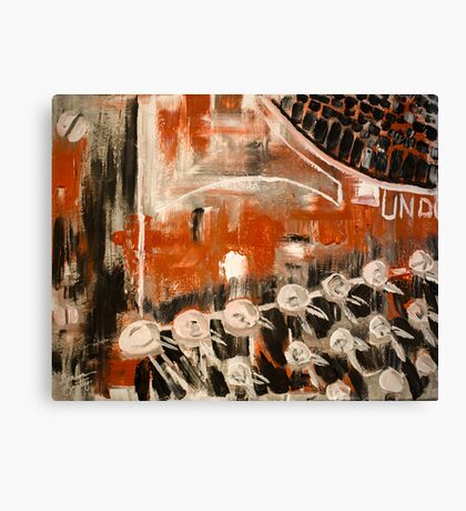 Well-used Canvas Print