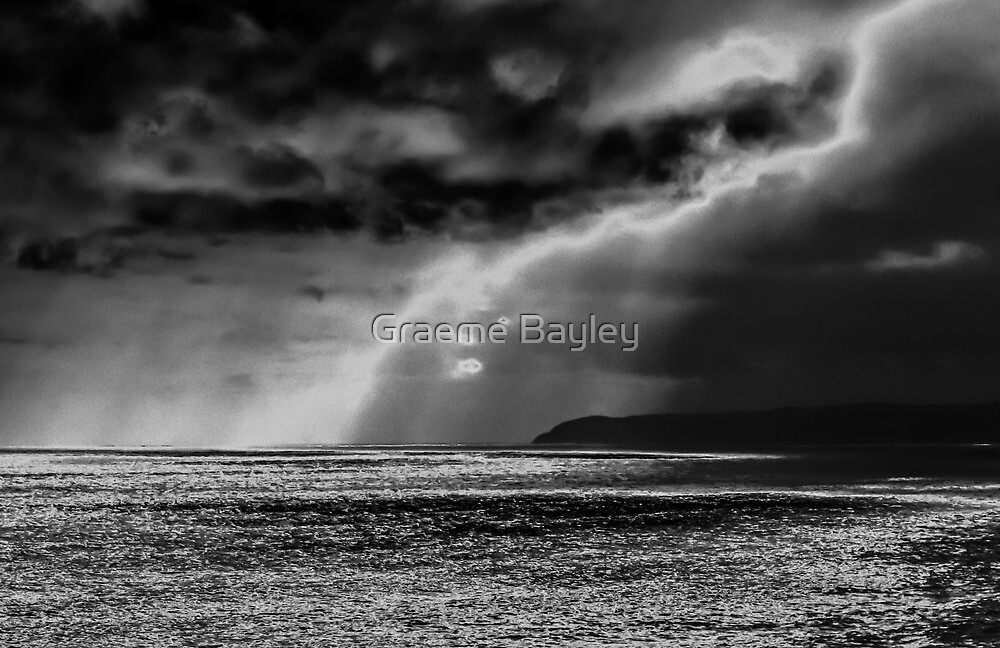 Ominous Sky by Graeme Bayley