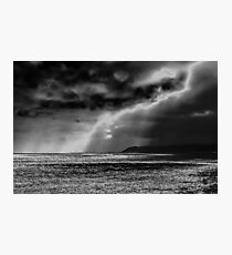 Ominous Sky Photographic Print